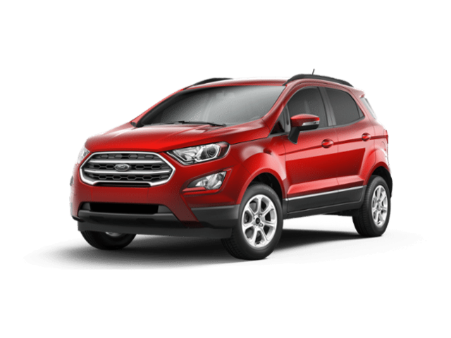 2018 Ford EcoSport SE SUV in Manteca